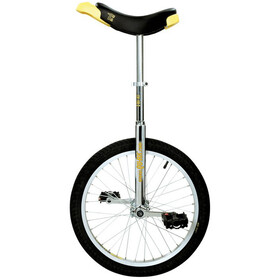 QU-AX Luxus Unicycle, chrome/black